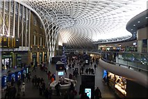TQ3083 : King's Cross Station by DS Pugh