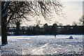 SK3516 : Western Park, Ashby by Oliver Mills