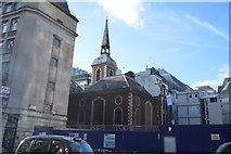 TQ3280 : Church of St Mary Abchurch by N Chadwick