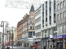J3374 : Nos 55-63 Royal Avenue, Belfast - December 2017(1) by Albert Bridge