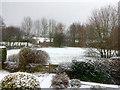 SD7807 : Snowy View towards Coney Green by David Dixon