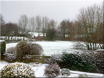 SD7807 : Snowy View towards Coney Green by David Dixon