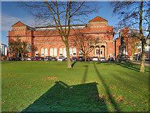 SJ8298 : Peel Park, Salford Museum and Art Gallery by David Dixon