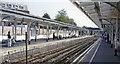 TQ1875 : Richmond station, outward on Platforms 5, 6 and 7, 2006 by Ben Brooksbank