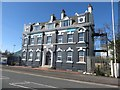 SJ3190 : McKenna's Buildings, Dock Road, Birkenhead by Graham Robson