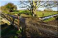 TF3589 : Farm bridge at River Farm by Ian S