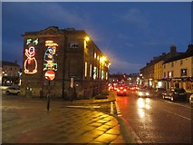 NU1813 : Market Street, Alnwick by Graham Robson