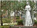 J3674 : The White Witch sculpture, CS Lewis Square, Belfast - December 2017(1) by Albert Bridge