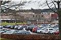 NT5333 : Borders General Hospital and car park by Jim Barton