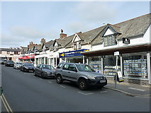 SS2006 : Shops and businesses on Queen St, Bude by Richard Law