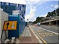 SJ8990 : Bus stop on Great Egerton Street by Gerald England