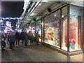 NZ2464 : Fenwick's Christmas window, Northumberland Street, Newcastle upon Tyne by Graham Robson