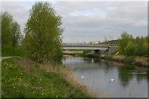 TQ3784 : East Cross Bridge, southern section by David Kemp