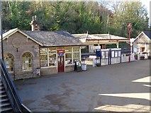 SK2960 : Matlock Station by Ashley Dace