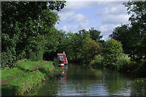 SO8785 : The Stourbridge Canal north-east of Stourton, Staffordshire by Roger  Kidd