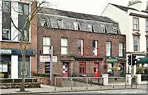 J3372 : Nos 43-47 University Road, Belfast (December 2017) by Albert Bridge