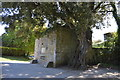 SX4553 : Mount Edgcumbe Blockhouse by N Chadwick