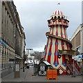 SK5739 : Helter-skelter, Long Row East by Alan Murray-Rust