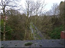 SJ9594 : TransPennine Trail from Dowson Road bridge by Gerald England