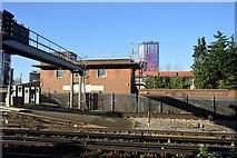 TQ3266 : Northern end of East Croydon Station by N Chadwick