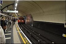 TQ3179 : Waterloo Underground Station (Bakerloo Line) by N Chadwick
