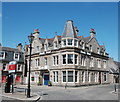 NJ5240 : Huntly Hotel, the Square, Huntly by Bill Harrison