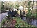 SX0671 : Helland Bridge by Bill Henderson