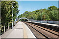 NJ5339 : Huntly station by Bill Harrison
