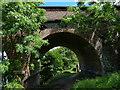 NZ4445 : England Coast Path and the Hawthorn Dene Viaduct by Mat Fascione