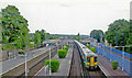 TQ3264 : South Croydon station, 2005 by Ben Brooksbank