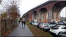 SO8455 : Croft Road car park, Worcester, 2 by Jonathan Billinger
