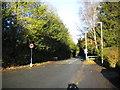 SJ8701 : Wolverhampton city boundary, Wergs by Richard Vince