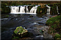 SK1865 : Lathkill Waterfall by Andy Stephenson