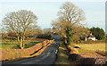 SE3166 : Moor Road by Derek Harper