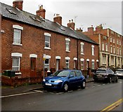 SO8005 : Row of houses, Regent Street, Stonehouse by Jaggery