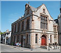 NJ5240 : Brander Library, the Square, Huntly by Bill Harrison