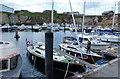 NZ4349 : Seaham Harbour Marina by Mat Fascione
