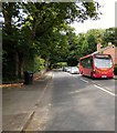 SJ7979 : #88 bus on Hall Lane by Gerald England
