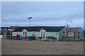 SY9791 : Harbour's Edge Watersports and Cafe - Rockley Point, Poole Harbour by Phil Champion
