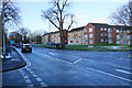 SP1197 : Blocks of flats on Lichfield Road by Bill Boaden