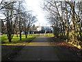NJ9005 : West end of Rubislaw Park Road by Stanley Howe