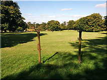 TQ2636 : Goffs Park, Crawley by Robin Webster
