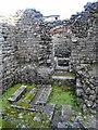 NN0031 : Bonawe Iron Furnace - Bellows Pit by John M