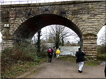 SP3065 : Milverton Viaduct, Leamington by Rudi Winter