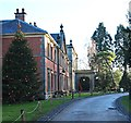SP6083 : Kilworth House, N. Kilworth, Leics. by David Hallam-Jones