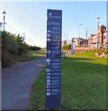 SD3037 : HM Coastguard Timeline by Gerald England