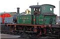 SE5951 : National Railway Museum - demonstration locomotive by Chris Allen