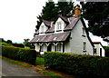 SO3204 : Grade II listed Goytre House Farmhouse, Park y Brain Lane, Penperlleni by Jaggery