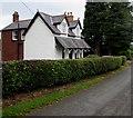 SO3204 : Goytre House Farmhouse, Park y Brain Lane, Penperlleni by Jaggery