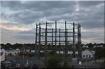 TQ4168 : Gasholder, Bromley by N Chadwick